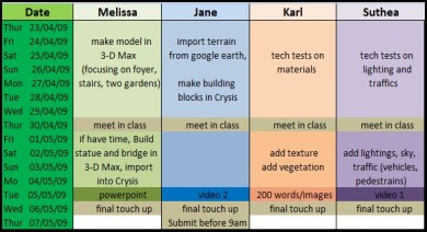 task-schedule